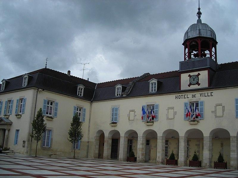 Photo du Monument Historique Couvent des Ursulines situé à Bar-sur-Aube