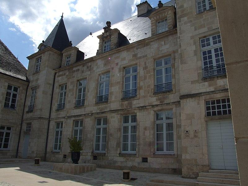 Photo du Monument Historique Hôtel situé à Bar-sur-Aube