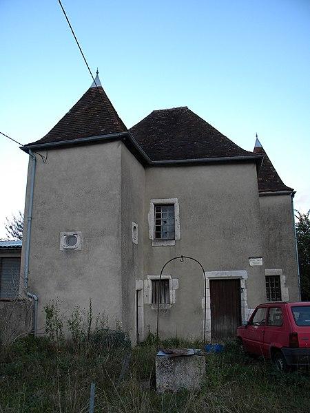 Photo du Monument Historique Maison des «Trois Tours» situé à Bar-sur-Aube