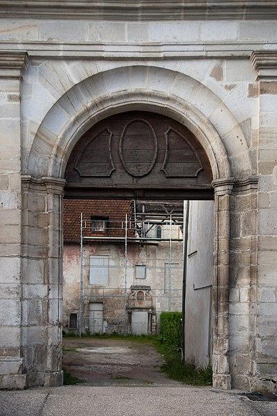 Photo du Monument Historique Prieuré situé à Bar-sur-Aube