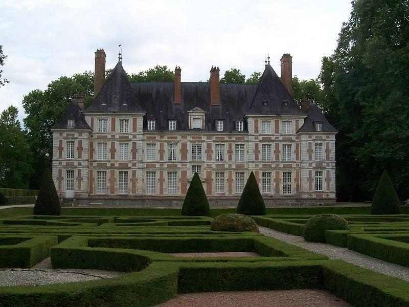 Photo du Monument Historique Château situé à Barberey-Saint-Sulpice