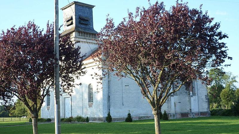 Photo du Monument Historique Eglise situé à Chamoy