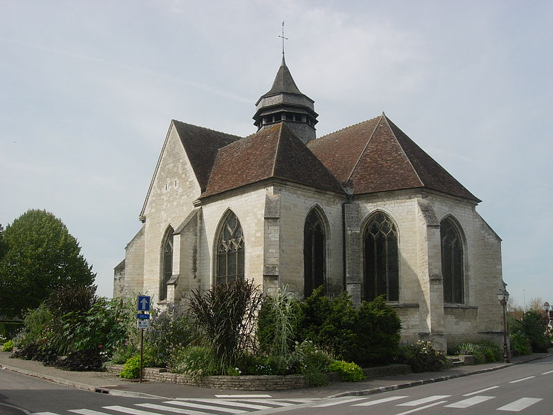 Photo du Monument Historique Eglise situé à Chapelle-Saint-Luc (La)