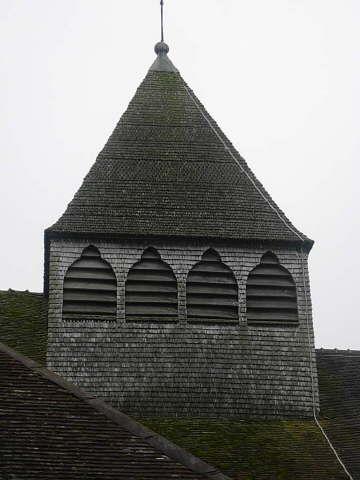 Photo du Monument Historique Eglise Saint-Loup situé à Chappes