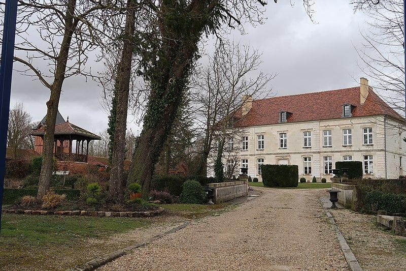 Photo du Monument Historique Château situé à Charmont-sous-Barbuise