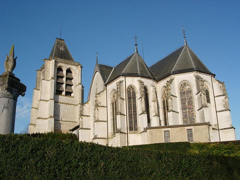 Photo du Monument Historique Eglise situé à Chavanges