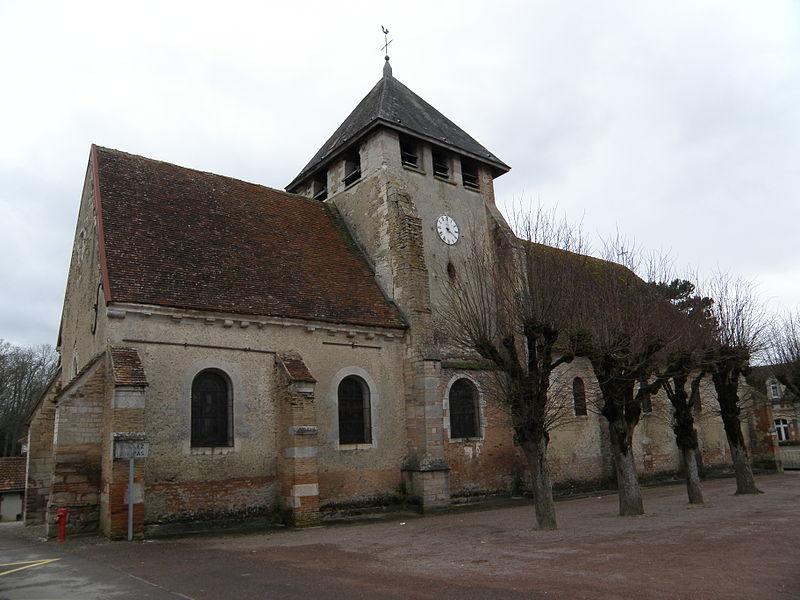 Photo du Monument Historique Eglise situé à Clérey
