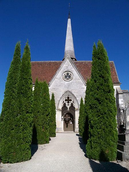 Photo du Monument Historique Eglise situé à Creney-près-Troyes