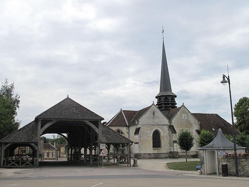 Photo du Monument Historique Eglise situé à Lesmont