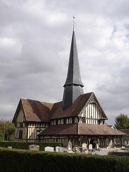 Photo du Monument Historique Eglise situé à Longsols