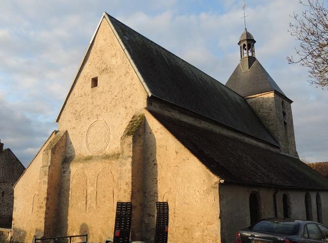 Photo du Monument Historique Eglise de l'Assomption situé à Marnay-sur-Seine