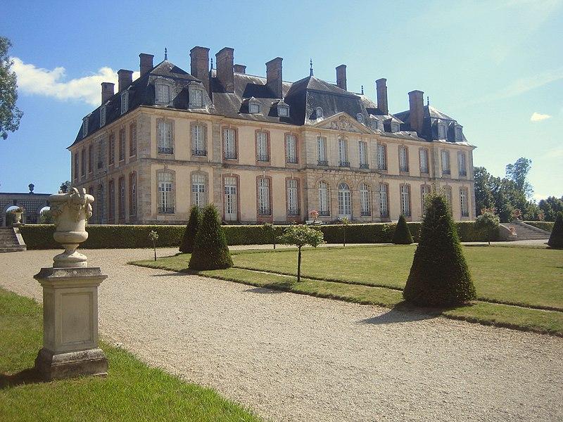 Photo du Monument Historique Château de la Motte-Tilly situé à Motte-Tilly (La)