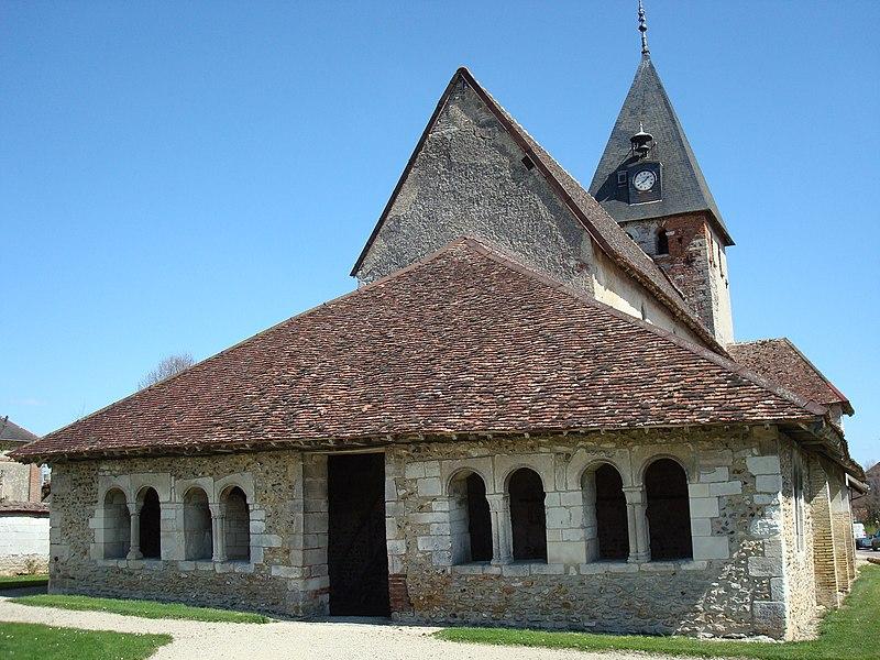 Photo du Monument Historique Eglise situé à Moussey