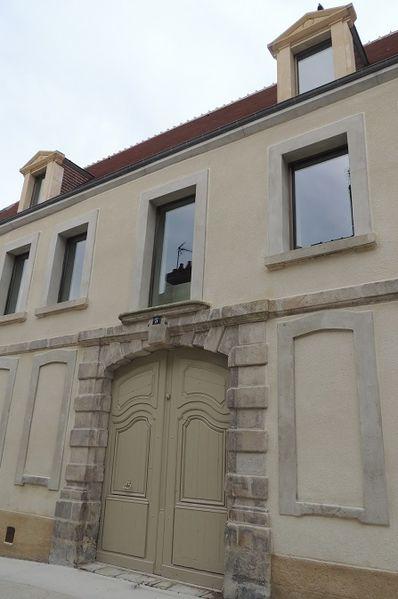 Photo du Monument Historique Maison situé à Nogent-sur-Seine