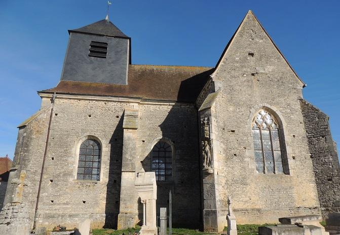 Photo du Monument Historique Eglise situé à Praslin
