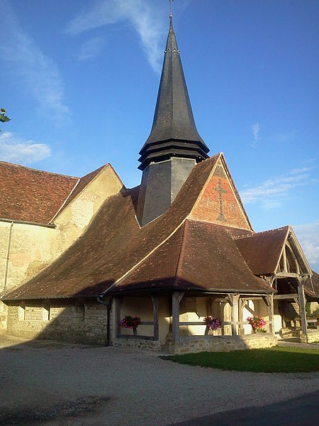 Photo du Monument Historique Eglise situé à Racines