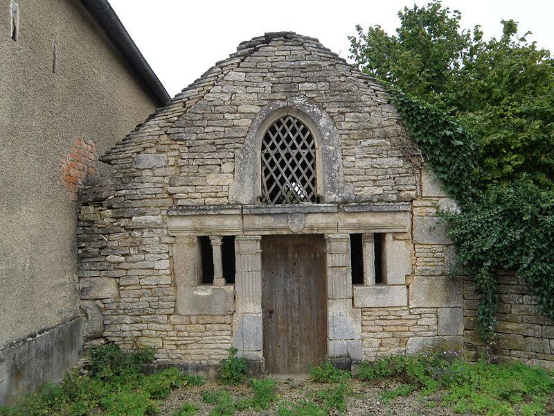 Photo du Monument Historique Chapelle Saint-Sébastien de Ricey-Haut situé à Riceys (Les)