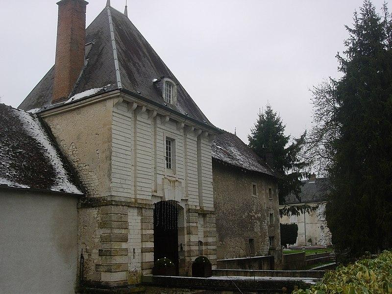 Photo du Monument Historique Château situé à Rosières-près-Troyes