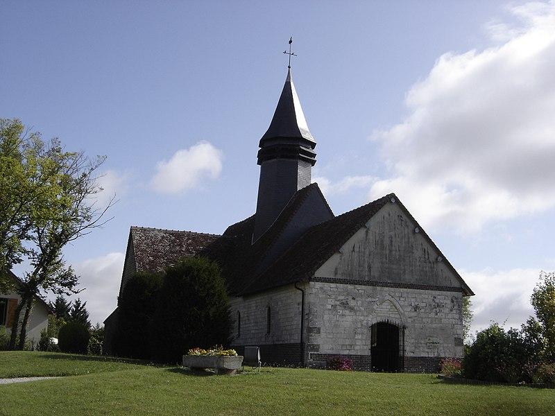 Photo du Monument Historique Eglise de Sacey situé à Rouilly-Sacey