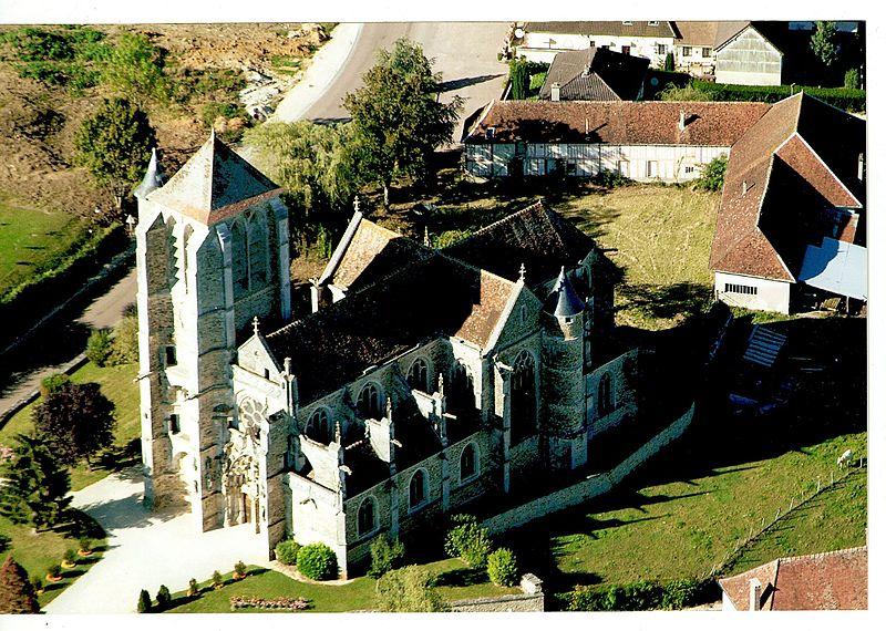 Photo du Monument Historique Eglise Saint-Martin situé à Rumilly-lès-Vaudes