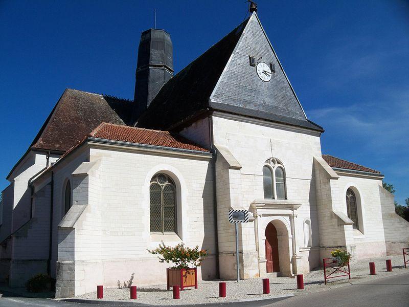 Photo du Monument Historique Eglise Saint-Léger situé à Saint-Léger-près-Troyes