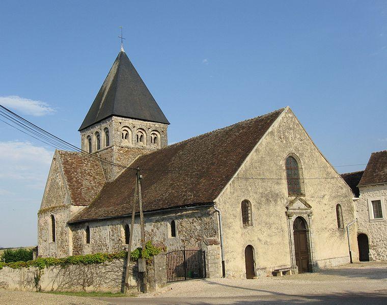 Photo du Monument Historique Eglise situé à Saint-Nicolas-la-Chapelle