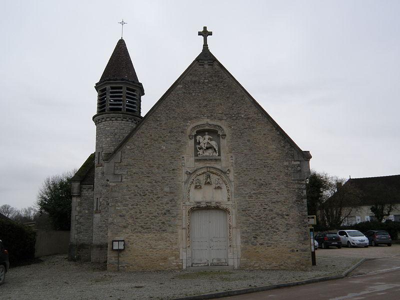 Photo du Monument Historique Eglise situé à Saint-Thibault