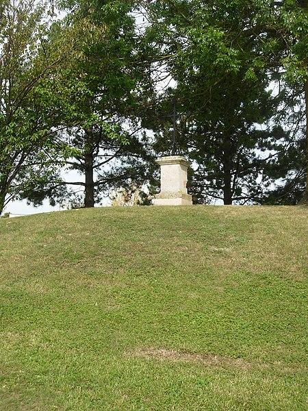 Photo du Monument Historique Tumulus situé à Sainte-Savine