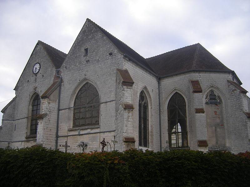 Photo du Monument Historique Eglise situé à Salon