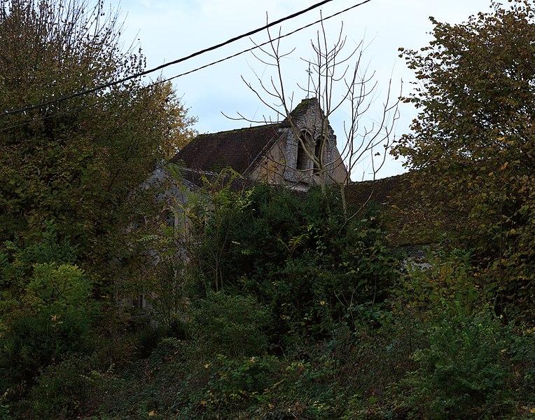 Photo du Monument Historique Chapelle Sainte-Madeleine de Resson situé à La Saulsotte
