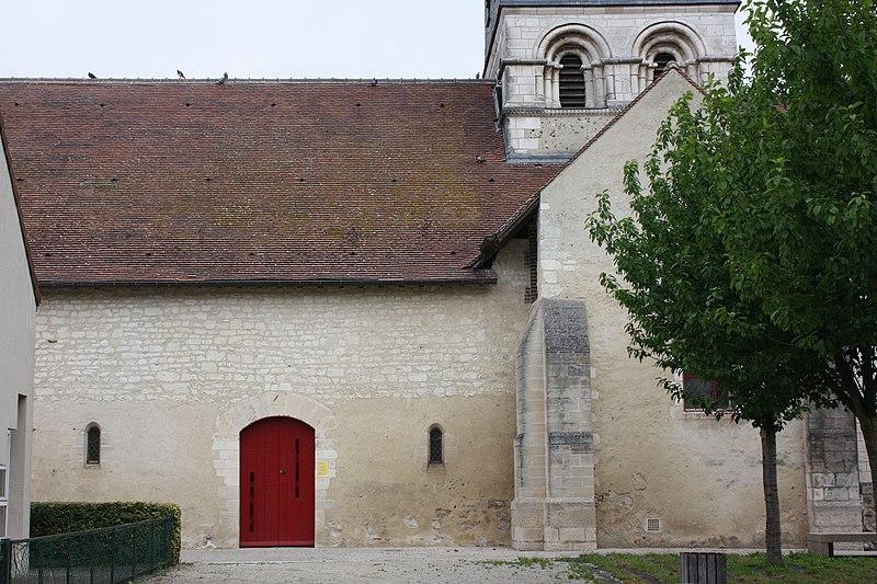 Photo du Monument Historique Eglise situé à Savières