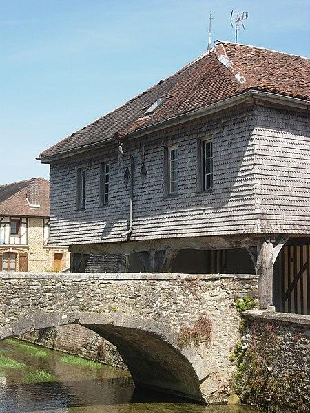 Photo du Monument Historique Maison situé à Soulaines-Dhuys