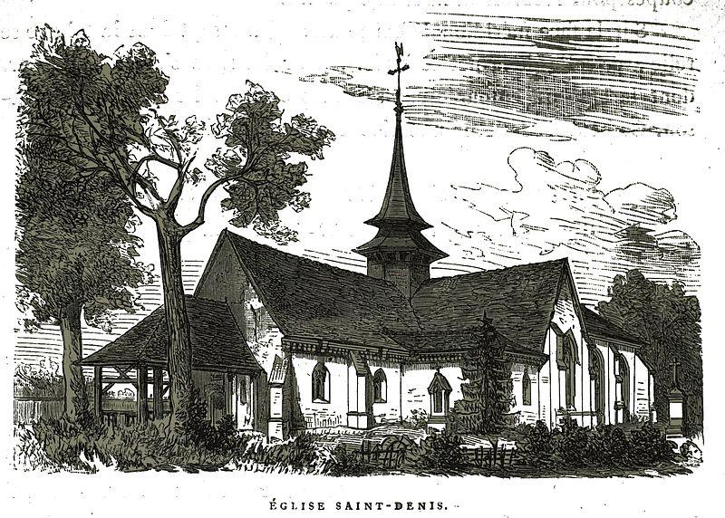 Photo du Monument Historique Eglise situé à Torvilliers