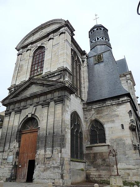 Photo du Monument Historique Eglise Saint-Pantaléon situé à Troyes