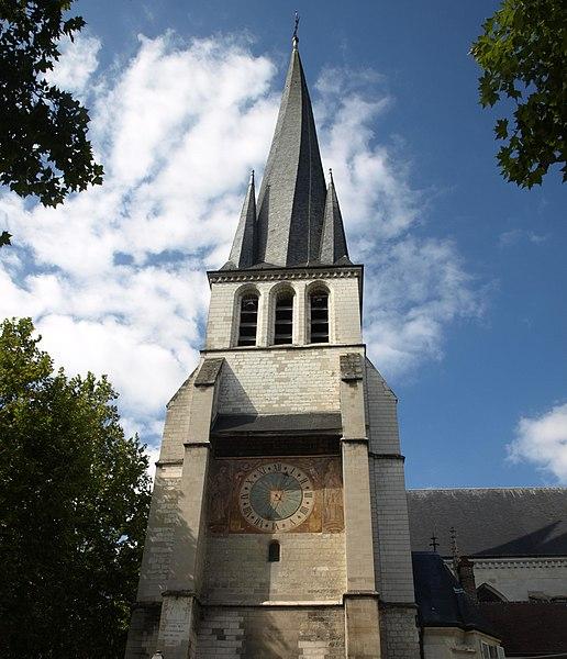 Photo du Monument Historique Eglise Saint-Rémy situé à Troyes