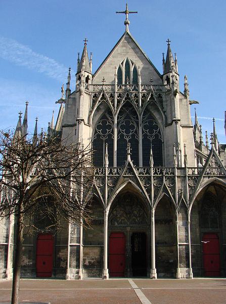 Photo du Monument Historique Eglise Saint-Urbain situé à Troyes