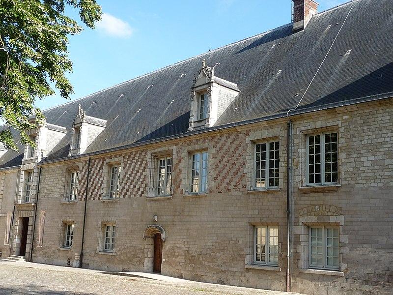 Photo du Monument Historique Ancien Evêché situé à Troyes