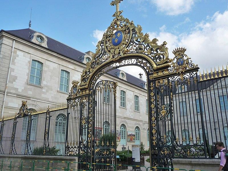 Photo du Monument Historique Hôtel-Dieu situé à Troyes