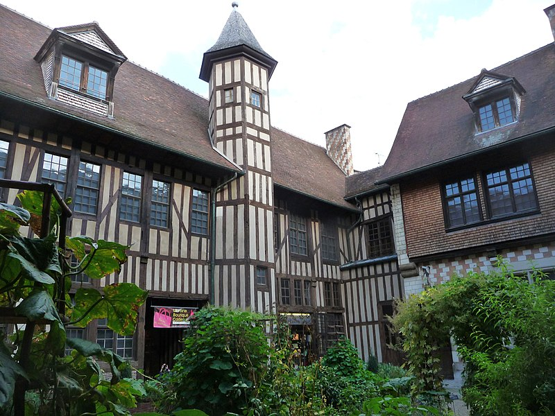 Photo du Monument Historique Hôtel de Mauroy situé à Troyes