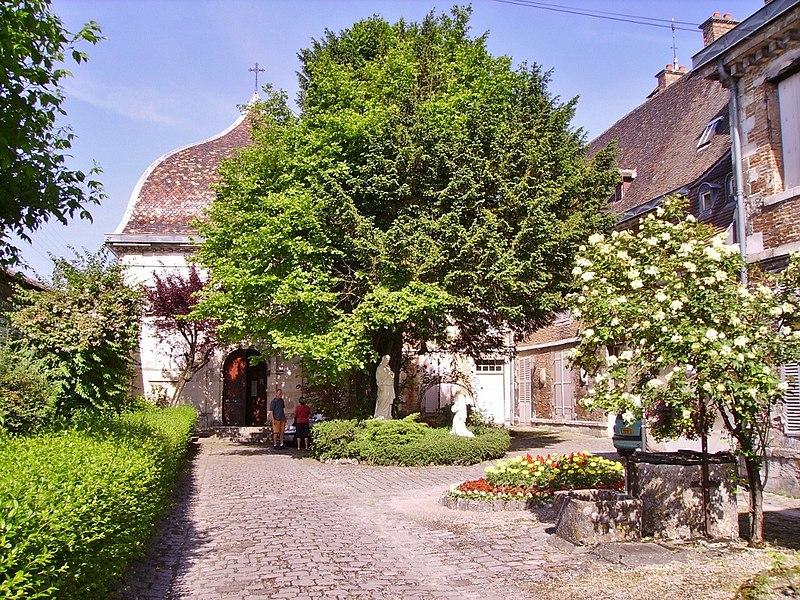 Photo du Monument Historique Monastère de la Visitation situé à Troyes