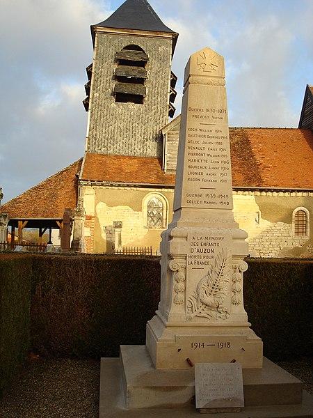 Photo du Monument Historique Eglise situé à Val-d'Auzon