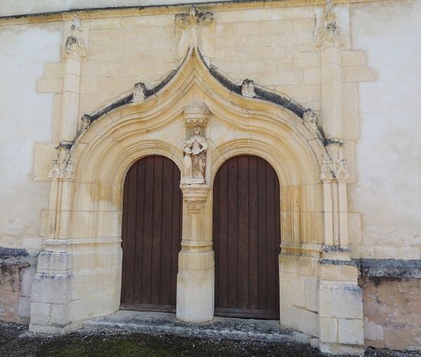 Photo du Monument Historique Eglise situé à Vallières