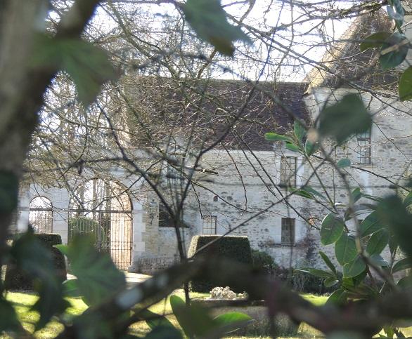 Photo du Monument Historique Château situé à Vanlay