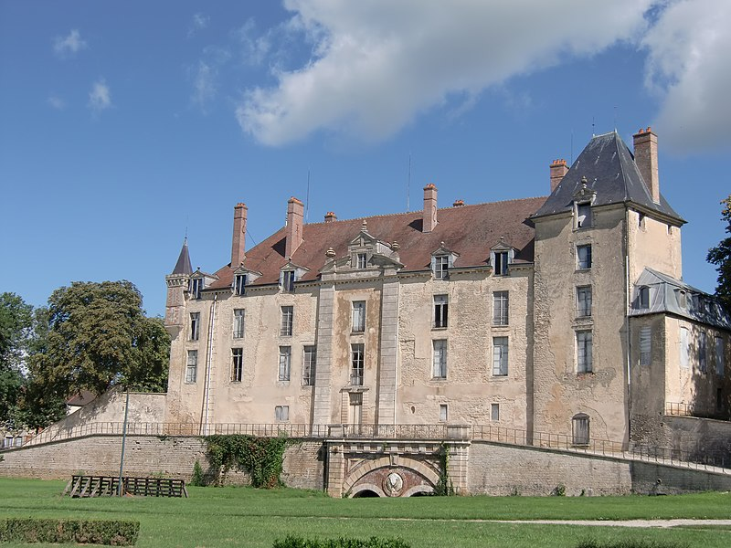 Photo du Monument Historique Château situé à Vendeuvre-sur-Barse