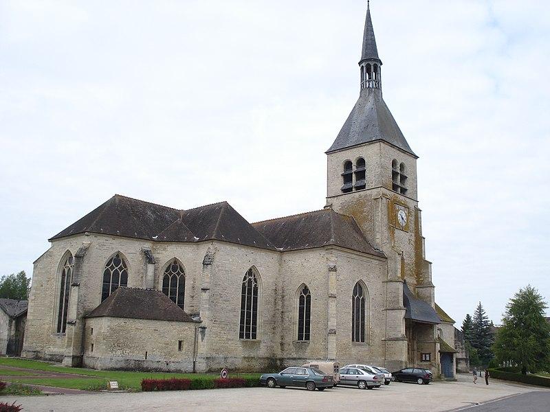Photo du Monument Historique Eglise situé à Vendeuvre-sur-Barse