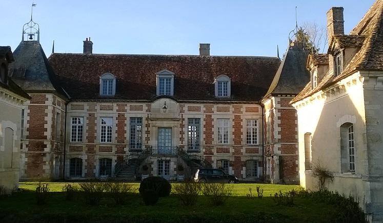 Photo du Monument Historique Château situé à Villemereuil