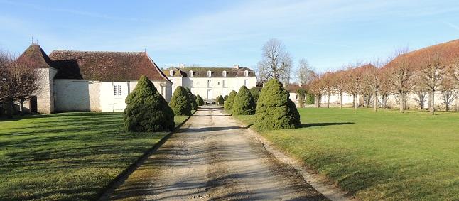 Photo du Monument Historique Château situé à Villemorien