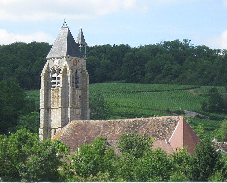 Photo du Monument Historique Eglise Saint-Jacques-le-Majeur, à Dival situé à Villenauxe-la-Grande