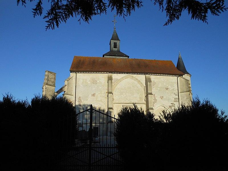 Photo du Monument Historique Eglise Saint-Ferréol situé à Villeret
