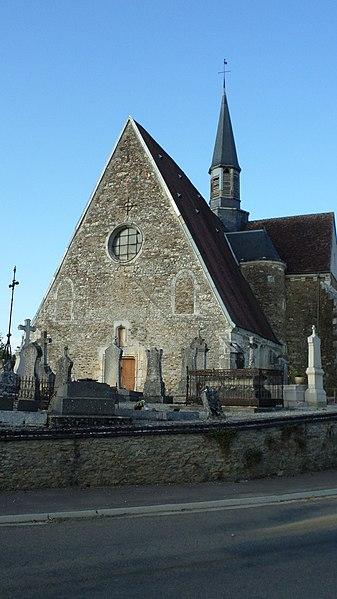 Photo du Monument Historique Eglise Notre-Dame-de-l'Assomption situé à Avreuil